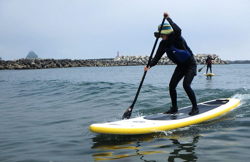 SUP SURFING PHOTO3