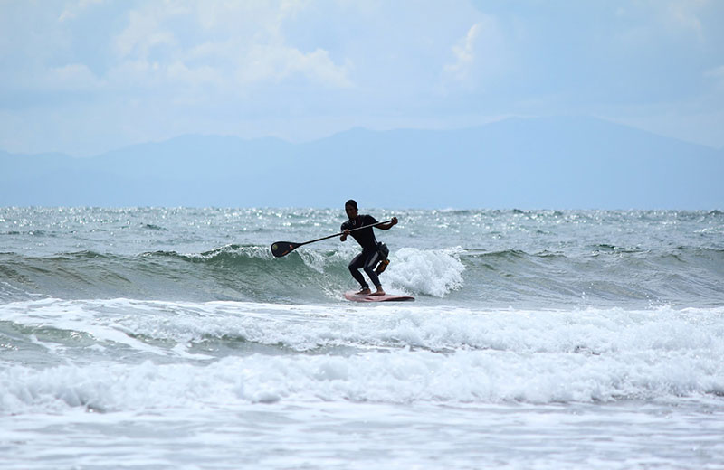 SUP SURFING PHOTO2